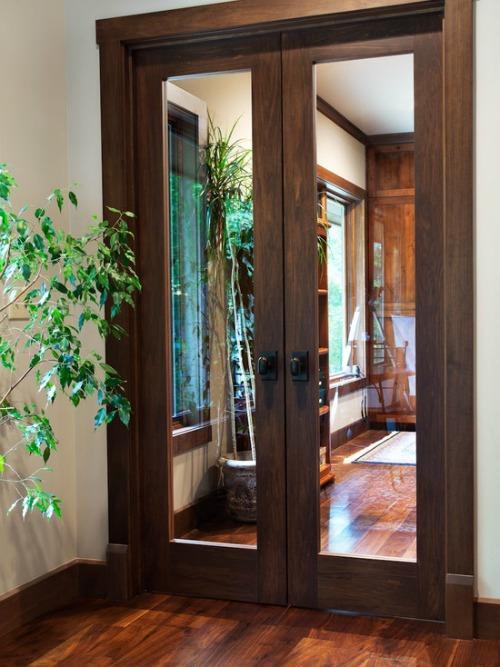 Puertas doors blog de 3presupuestos reformas for Puertas madera y cristal interior