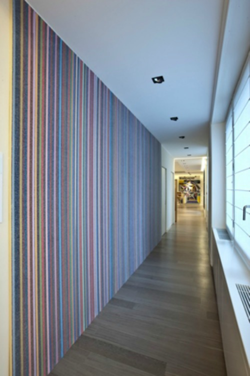 Pasillo corridor blog de 3presupuestos reformas - Papel pintado pasillo ...