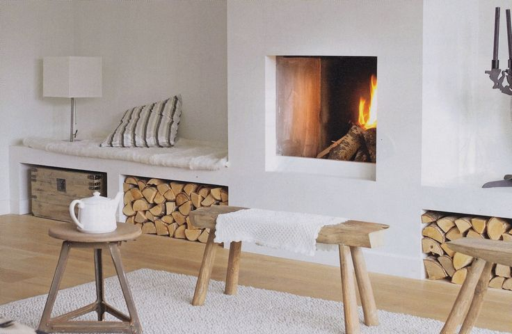 Reformar el hogar a adiendo una chimenea blog de for Chimeneas de obra