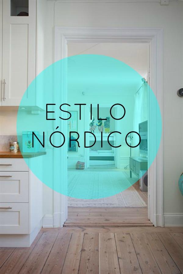 Decoraciones Estilo Nordico ~ Si sois unos enamorados del estilo n?rdico, hoy es vuestro d?a ??