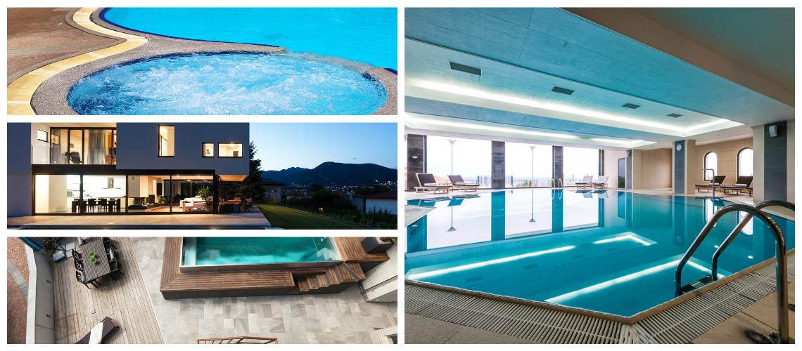 Empresas expertas para construir piscinas en perales de tajuña