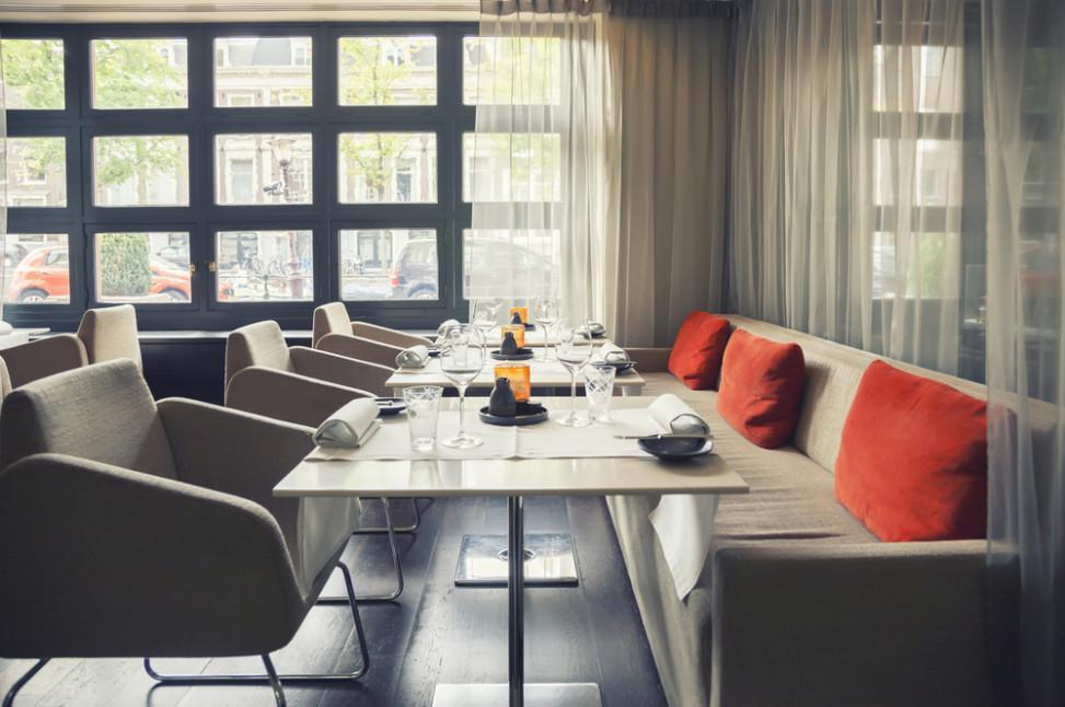 Restaurante vintage con sofá y butacas. Fotos para que te inspires ...