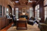 Despacho clásico con sillones