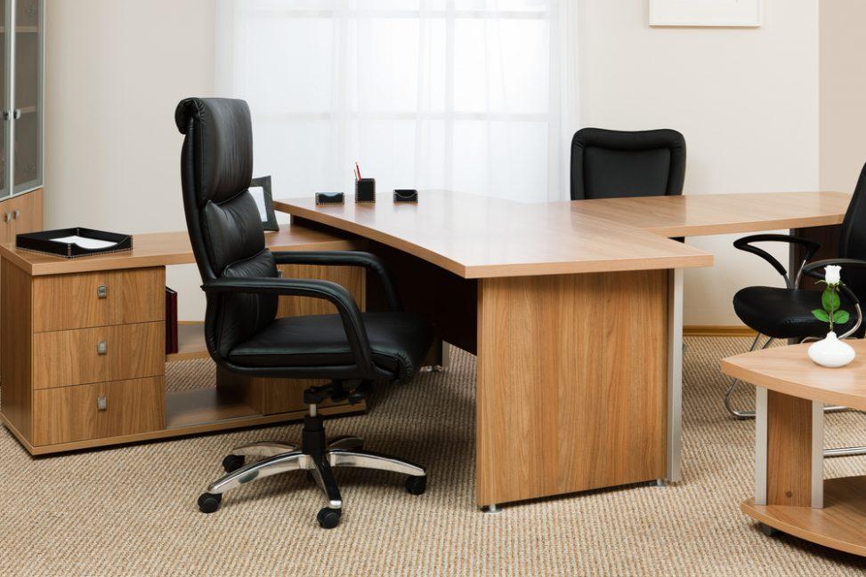 Despacho moderno con moqueta fotos para que te inspires - Despachos modernos ...