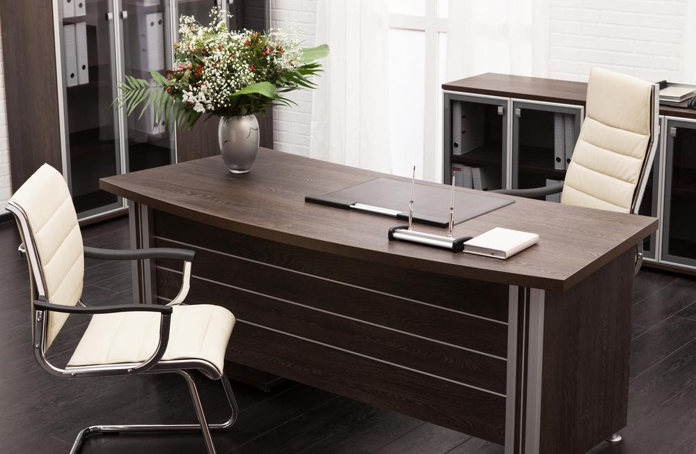 Despacho moderno de madera oscura fotos para que te - Vtv muebles online ...