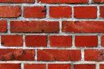 Fachada de ladrillo rojo