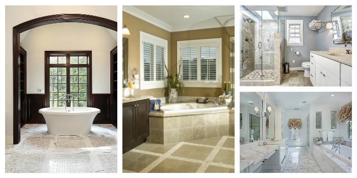 Mampara ducha y bañera