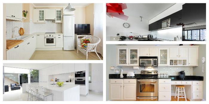 Reforma de cocina de 6 metros cuadrados m dulos altos y for Cocina 15 metros cuadrados